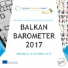 RCC to present its Balkan Barometer 2017 – a perception survey of citizens and business communities on the situation in the region