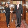 RCC Secretary General Majlinda Bregu pays the first official visit to Presidency of Bosnia and Herzegovina