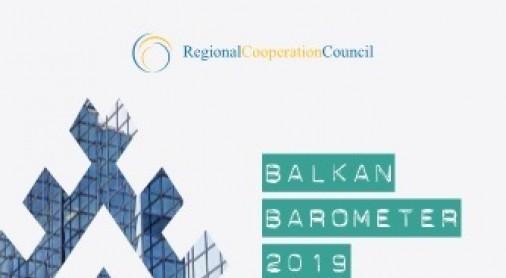 BALKAN BAROMETER 2019: BUSINESS OPINION SURVEY