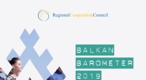 BALKAN BAROMETER 2019: PUBLIC OPINION SURVEY