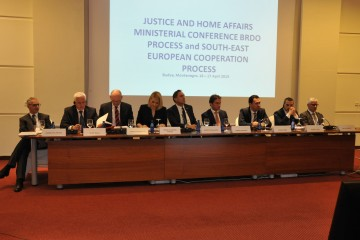 JHA Ministerial Conference Budva 16-17 May 2015 (Photo by the Government of Montenegro)