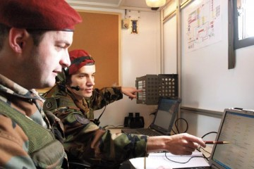 RCC actively supports cooperation of the South East European military intelligence chiefs. (Photo: www.hrvatski-vojnik.hr)