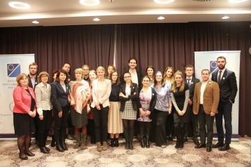 The South East Europe (SEE) Coalition on Whistleblower Protection holds its second Annual Meeting, with support of the RCC, RAI and Blueprint for Free Speech, in Zagreb on 14 November 2016. (Photo: RAI)