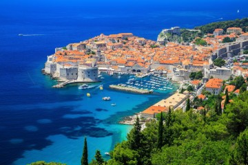 Dubrovnik, Croatia (Photo:  The Telegraph)