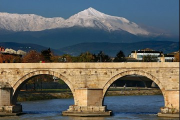 Skopje is to host conference on strategic communication between security institutions and media in South East Europe, on 26-28 May 2013. (Photo: www.trekearth.com)