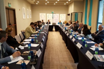"RCC hosted regional expert workshop on ""Factors and drivers underlying radicalization and violent extremism leading to terrorism"", in Sarajevo on 7 June 2016. (Photo: RCC/Natasa Mitrovic)"