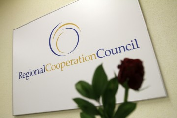 On 27 February 2011, the Regional Cooperation Council marked the third anniversary of its work. (Photo RCC/ Dado Ruvic)
