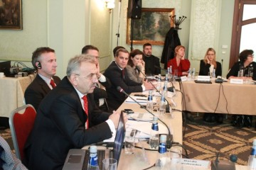3rd Regional Meeting of the Oversight Bodies in Sofia, Bulgaria on 20-21 October 2016 (Photo: courtesy of RAI)