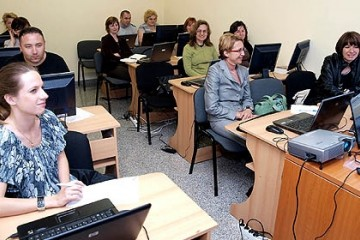 RCC recognizes the need for modernization of education systems in South East Europe, including the areas of lifelong learning, adult education and evidence-based policy making. (Photo: www.novska.hr)