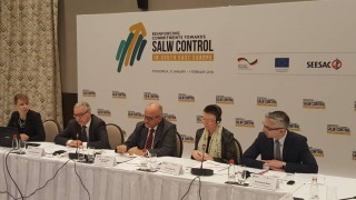 Regional Deputy Ministers of Interior and Foreign Affairs Commit to Joint Approach to Small Arms and Light Weapons Control