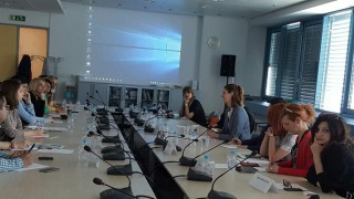 Serbian journalists in a visit to the Regional Cooperation Council Secretariat