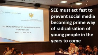 Social media might become prime way of radicalization of young people in the years to come