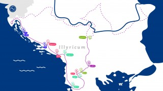 RCC grant recipient introduces new regional cultural tourism product: The Illyricum Trail